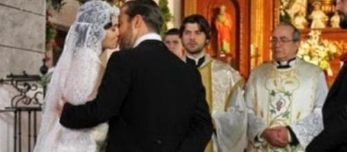 Matrimonio tra Maria e Fernando