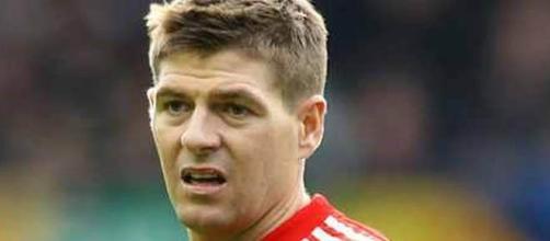 Surgem as primeiras homenagens a Gerrard