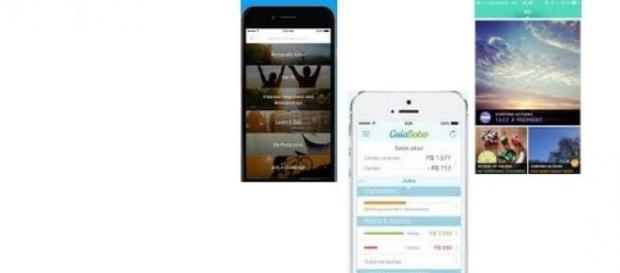 App para organização e acompanhamento de metas