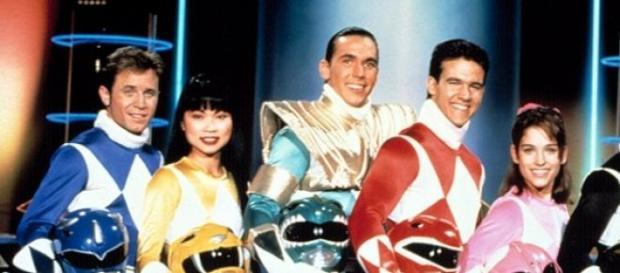 I Mighty Morphin Power Rangers