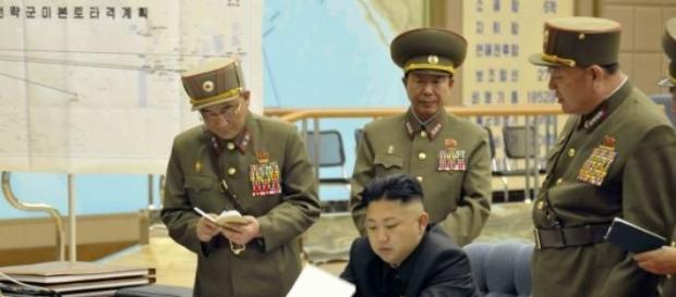 Kim Jung Un le dictateur Nord Coréen