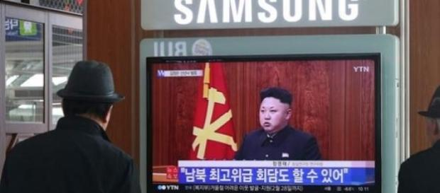 Mensagem de Ano Novo do Presidente Norte-Coreano