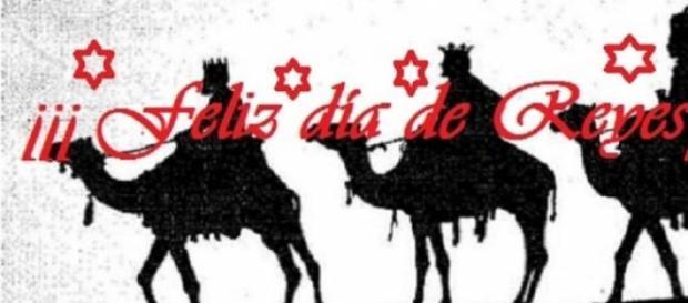 Ya vienen los Reyes, con el aguinaldo