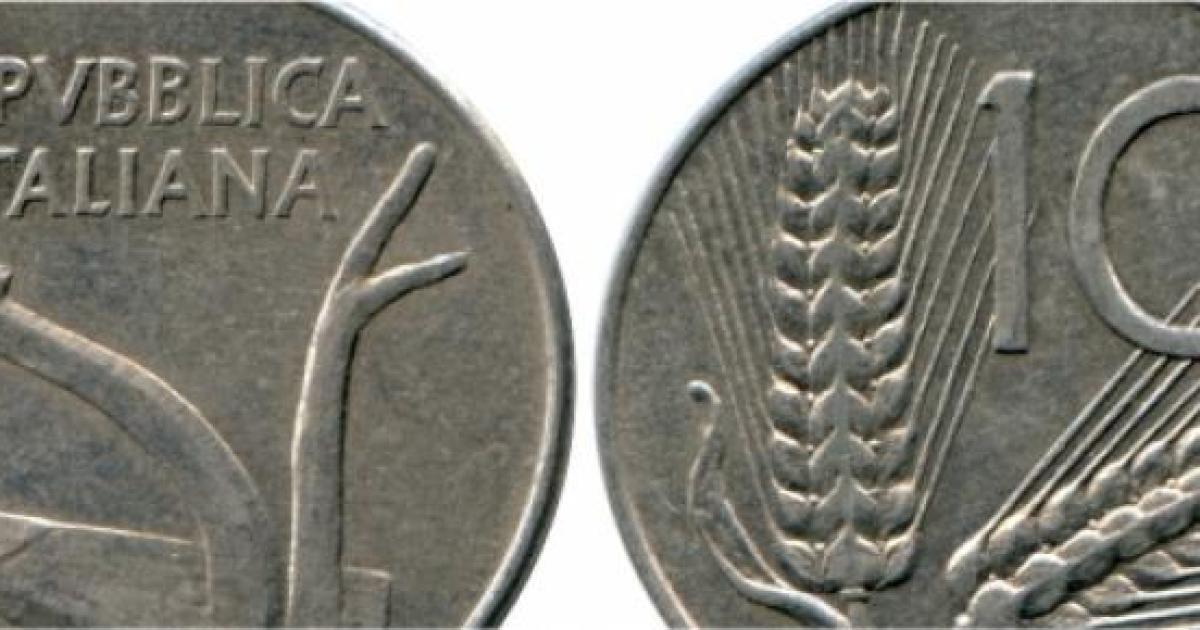 888a096d0e Valore monete rare: come vendere le lire italiane