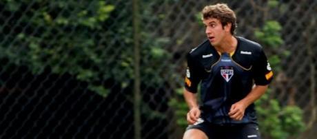 Bruno Uvini foi formado no São Paulo
