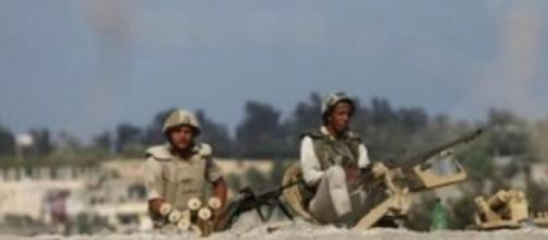 Egypt could face an Islamist insurgency in Sinai