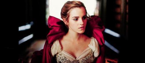 Emma Watson, protagonista de La bella y la bestia