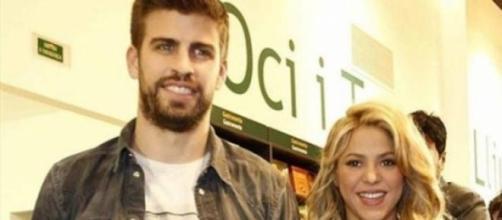Gerard Piqué y Shakira (Foto: EFE)