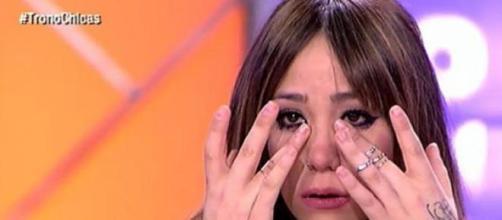 Steisy se pasó todo el programa llorando