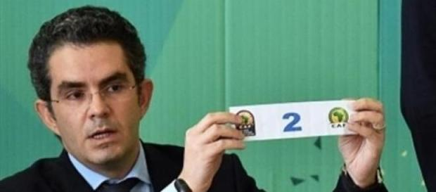 El Amrani draws Guinea as the second placed team