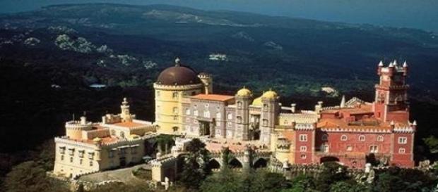 Palácio da Pena, o melhor castelo da Europa