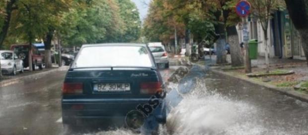 Pericolul de inundatii creste!