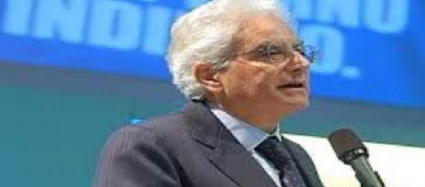 Sergio Mattarella candidato del PD