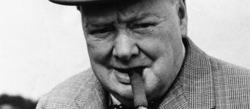 Churchill foi um dos estadistas mais carismáticos.