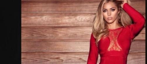 Nicole: mais uma modelo para Ronaldo?