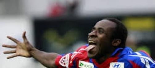 Seydou Doumbia nuovo attaccante giallorosso
