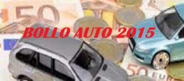 Calcolo Bollo auto 2015, ricevere sanzioni ridotte