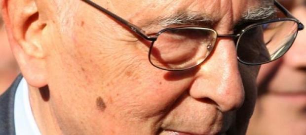 Giorgio Napolitano - mąż stanu wśród polityków