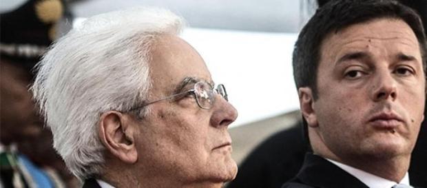 Il nuovo Presidente della Repubblica Mattarella
