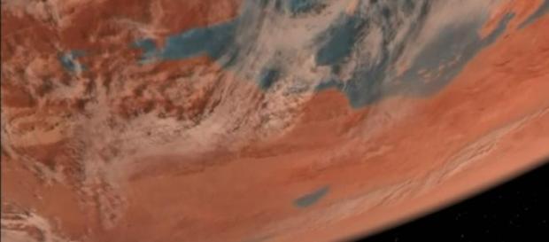 Se creía que este mundo estaba cerca de Mercurio