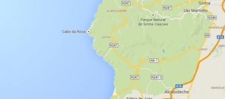 Cabo da Roca: 2 mortos e 1 ferido grave