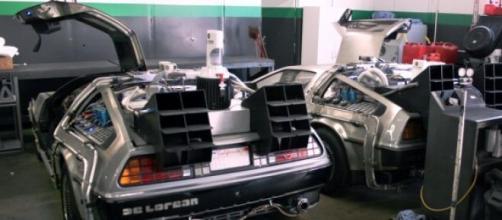 A Máquina do Tempo levou Doc e Marty a 2015