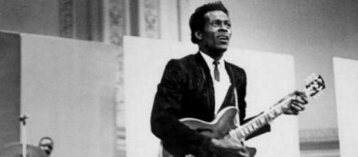 Chuck Berry, talvez o primeiro guitar hero