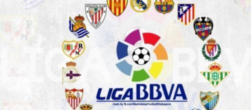 La Liga Española inició a tambor batiente