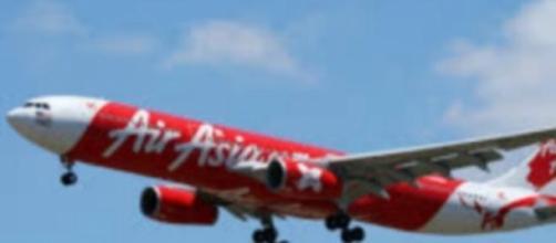 un aibus de la compagnie Airasia