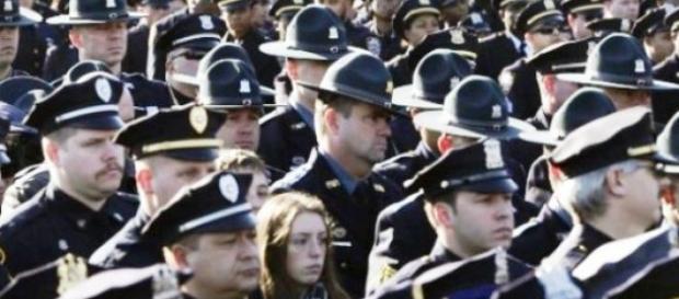 Agenti di Polizia di New York