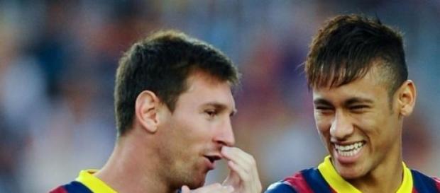 Luis Enrique pagó por dejar fuera a Messi y Neymar