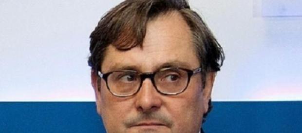 """Paco Marhuenda, director de """"La razón"""""""