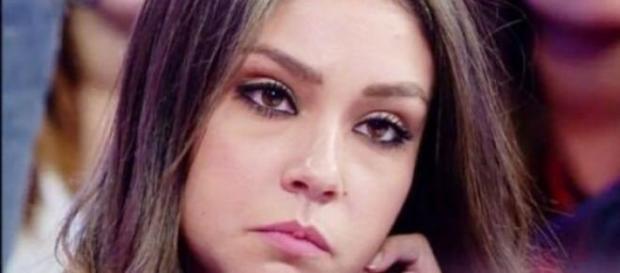 Sharon Bergonzi, corteggiatrice di Andrea Cerioli