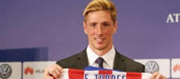 Torres. Club Atlético de Madrid