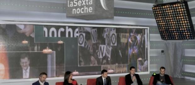 Una emisión del programa La Sexta Noche