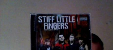 No Going Back CD by Stiff Little Fingers