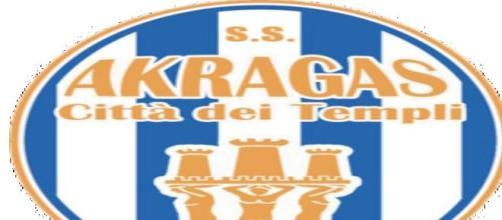 Akragas stemma della stagione 2014 - 2015