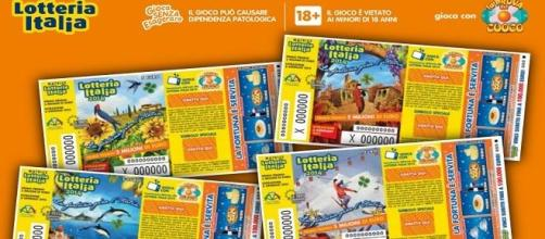 Estrazione Lotteria Italia 2015