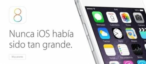 iOS, el sistema operativo de Apple