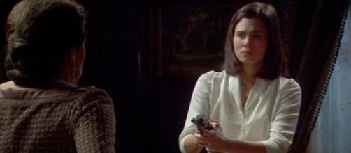 Spoliler Spagnoli, Maria spara a Francisca?