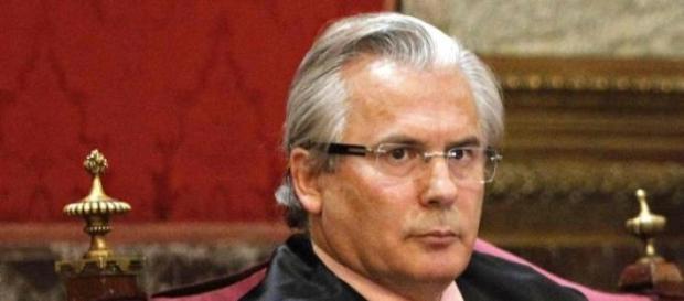 Baltasar Garzón, el juez inhabilitado.