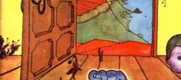 Capa do álbum Lar de Maravilhas