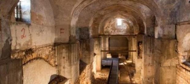 Il luogo esatto dove Gesù sarebbe stato processato