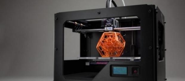 L'imprimante 3D emploie des matériaux très variés