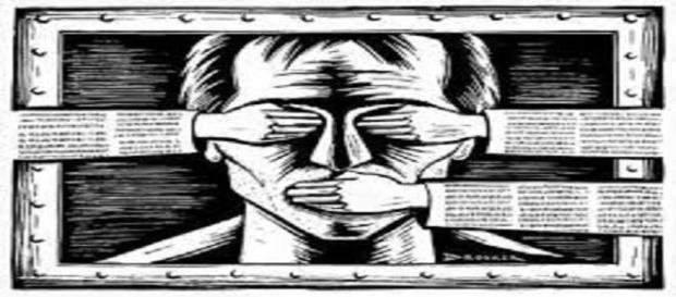 O cidadão em silêncio depois das eleições.
