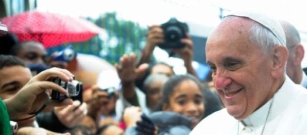 O Papa Francisco continua a conquistar o mundo