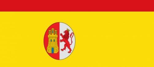 Bandera de la Primera República Española.