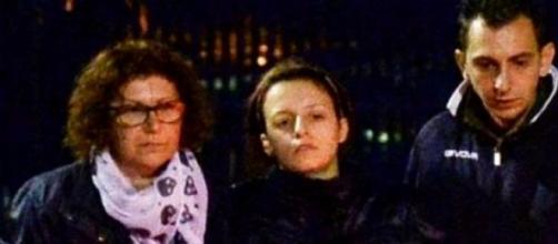 Loris Stival, Davide incontra Veronica in carcere