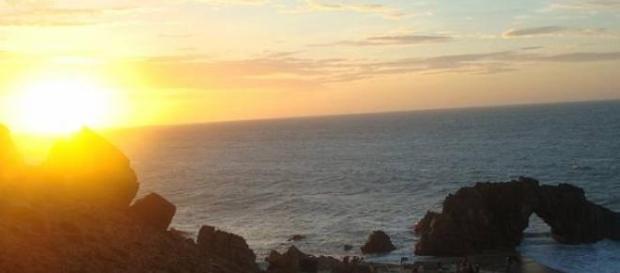 Essa praia, esse sol, esse mar...