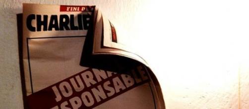 Il Charlie Hebdo, il giornale satirico francese